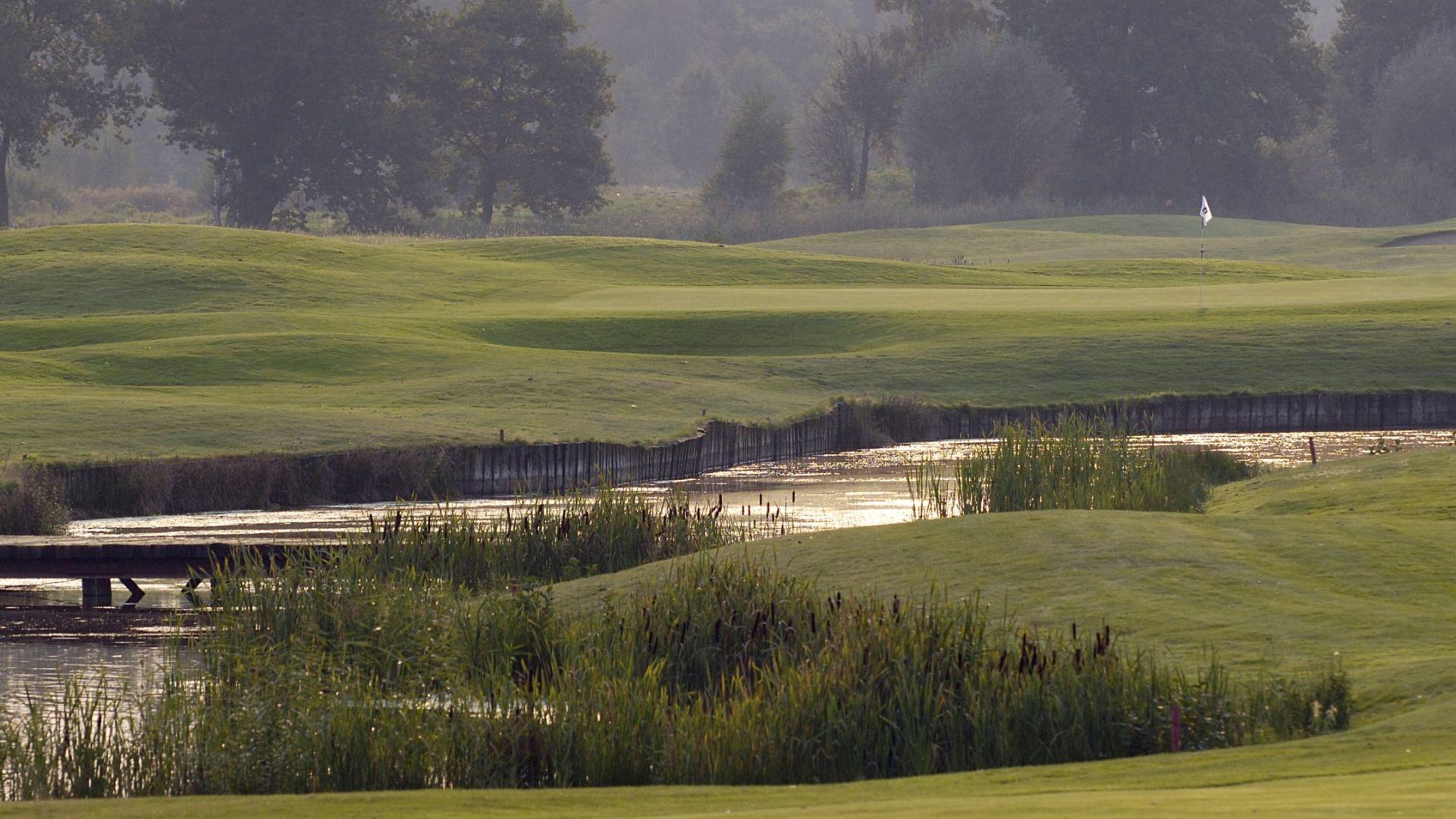 Golfplatz in Lüdersburg