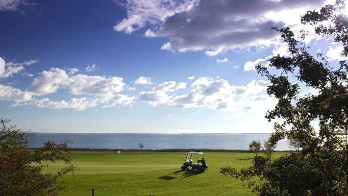 Golfplatz in Fehmarn
