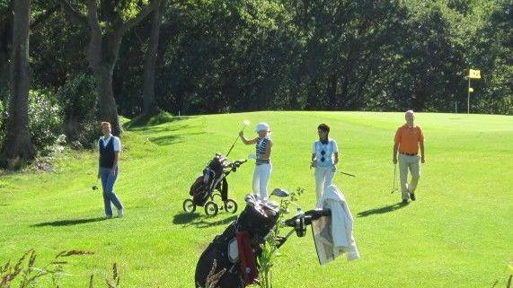 Golfplatz in St. Michaelisdorn