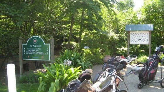 Golfplatz in Hennstedt