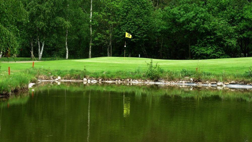 Golfplatz in Sittensen