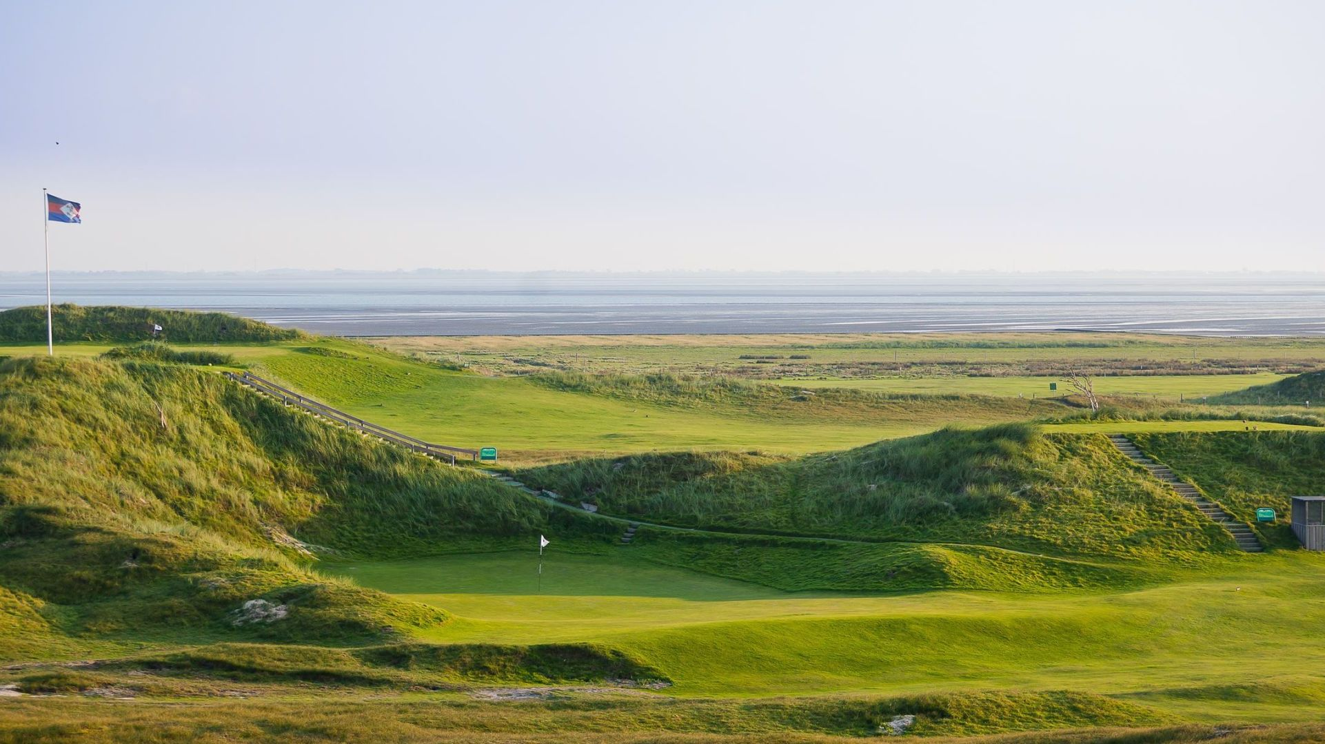 Golfplatz in Norderney