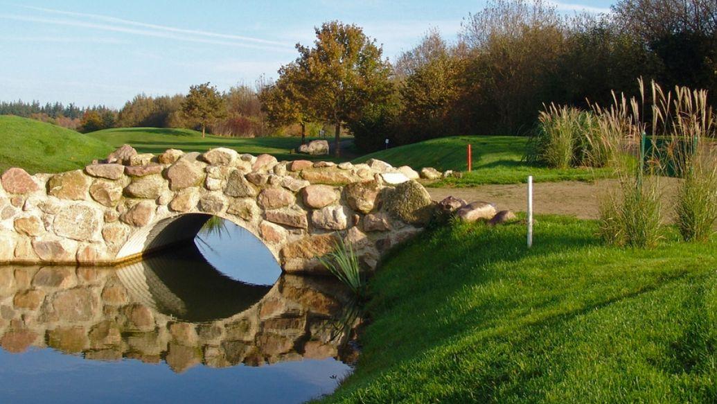 Golfplatz in Hude