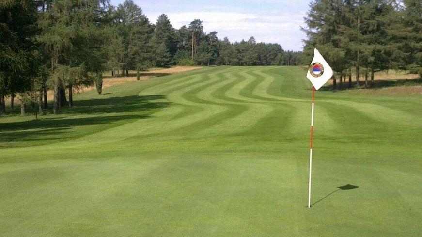 Golfplatz in Zernien-Braasche