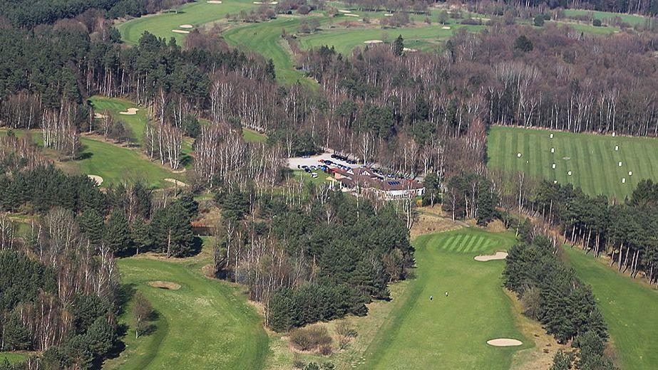 Golfplatz in Celle-Garssen