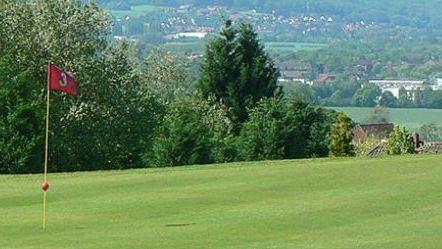Golfplatz in Obernkirchen