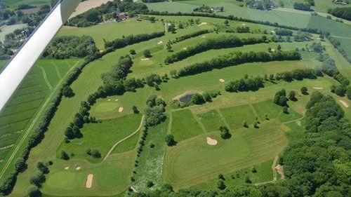 Golfplatz in Vlotho-Exter
