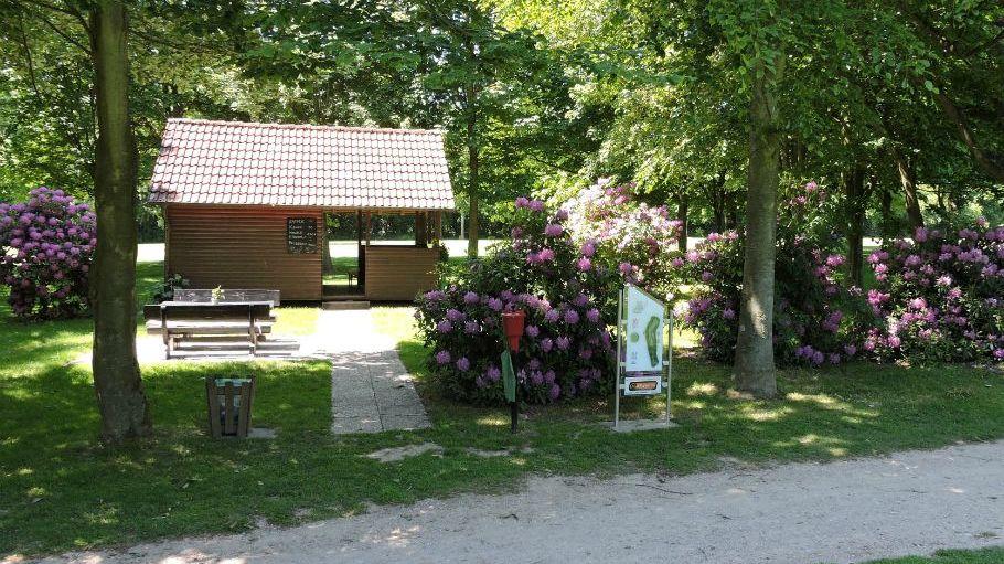 Golfplatz in Enger-Pödinghausen