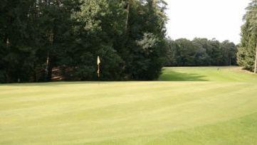 Golfplatz in Bad Lippspringe