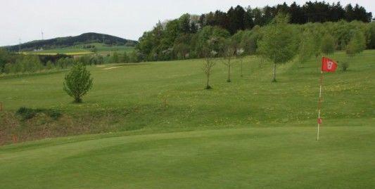 Golfplatz in Marsberg