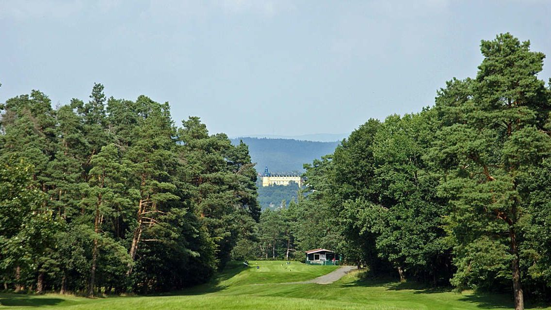 Golfplatz in Bad Wildungen
