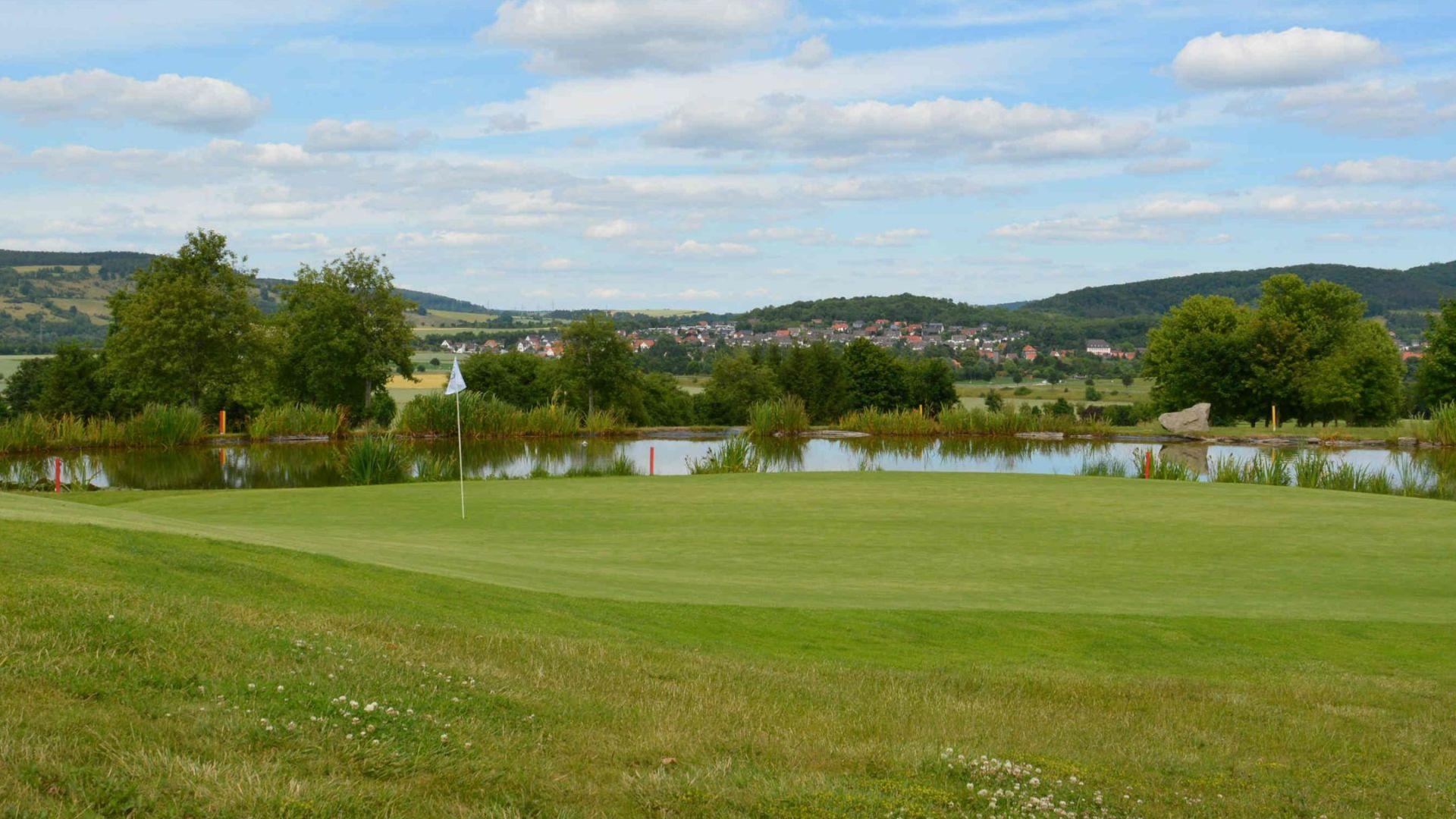 Golfplatz in Einbeck-Immensen