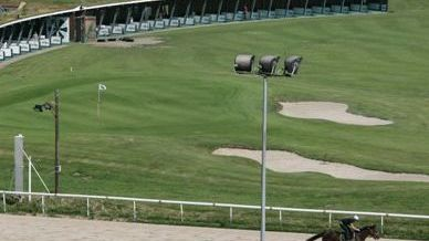 Golfplatz in Dortmund