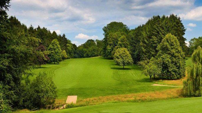 Golfplatz in Essen
