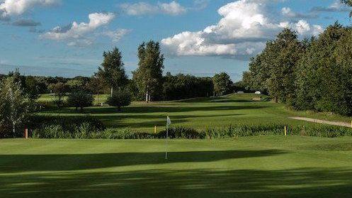 Golfplatz in Mülheim