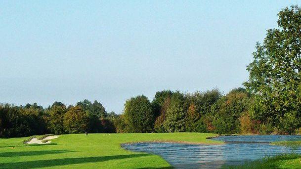 Golfplatz in Schermbeck