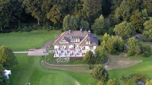 Golfplatz in Bedburg-Hau