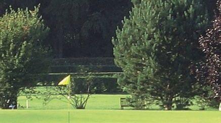 Golfplatz in Krefeld-Bockum