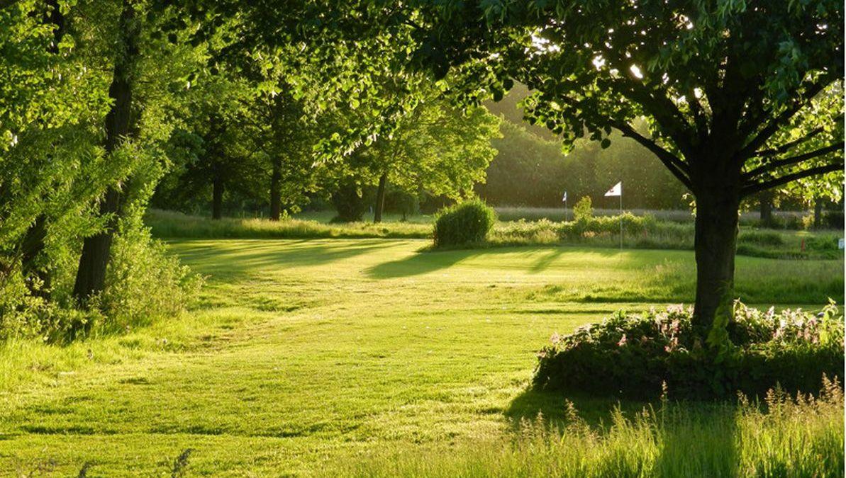 Golfplatz in Münster