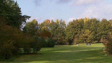 Golfplatz in Warendorf
