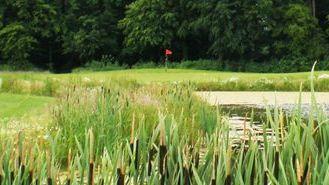 Golfplatz in Münster-Hiltrup