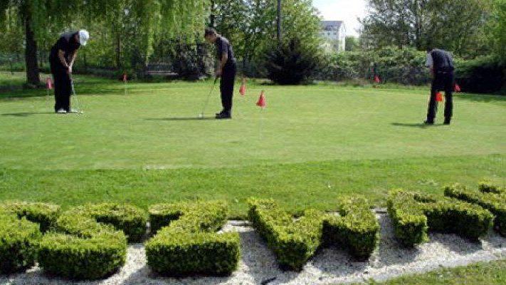 Golfplatz in Köln
