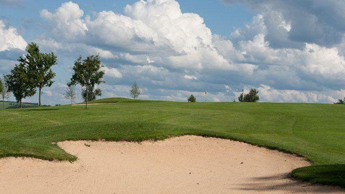 Golfplatz in Reichshof