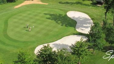 Golfplatz in Stromberg