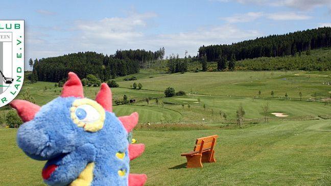 Golfplatz in Bad Berleburg - Sassenhausen