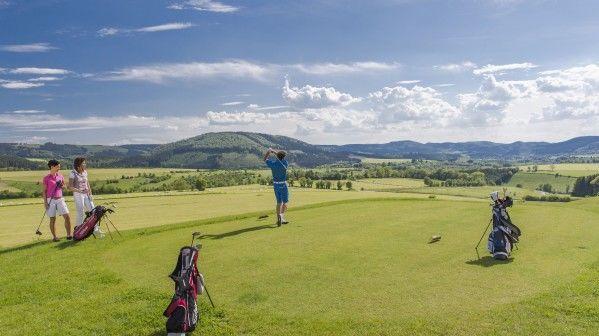 Golfplatz in Schmallenberg-Winkhausen