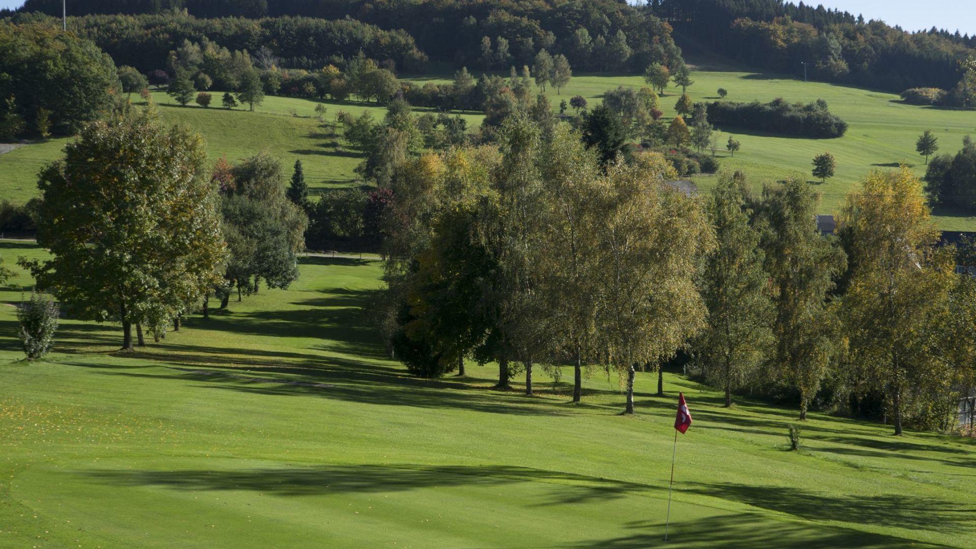 Golfplatz in Schmallenberg-Sellinghausen