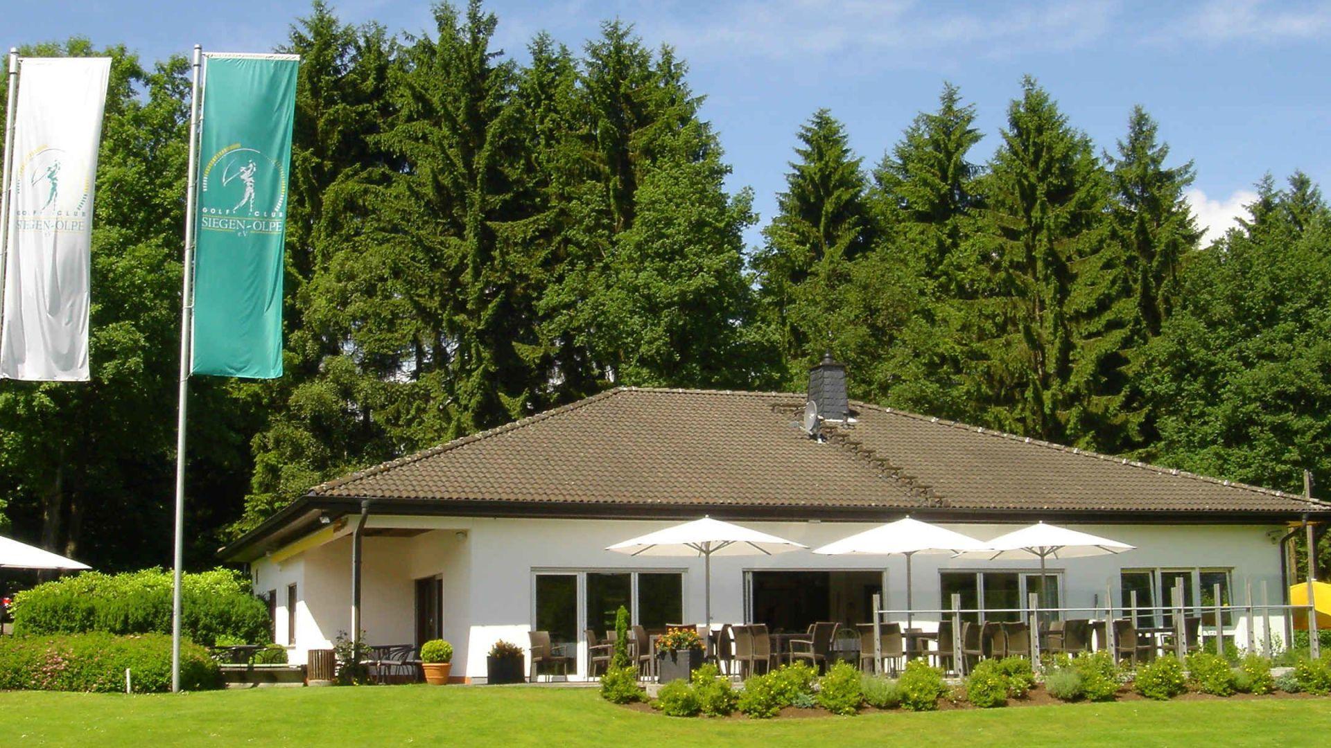 Golfplatz in Wenden-Ottfingen