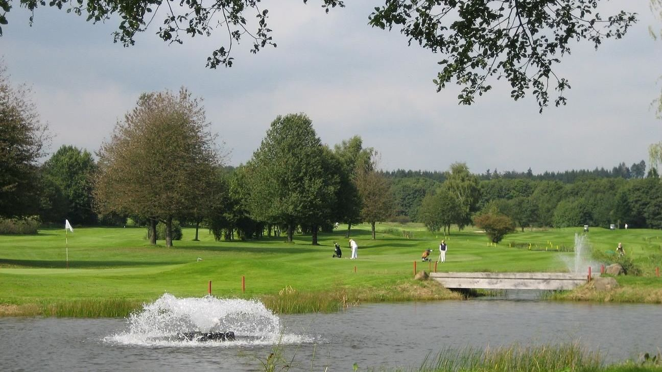 Golfplatz in Dreifelden
