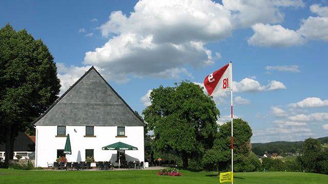 Golfplatz in Hagen-Berchum