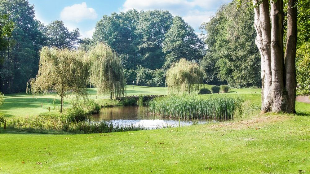 Golfplatz in Attendorn-Niederhelden