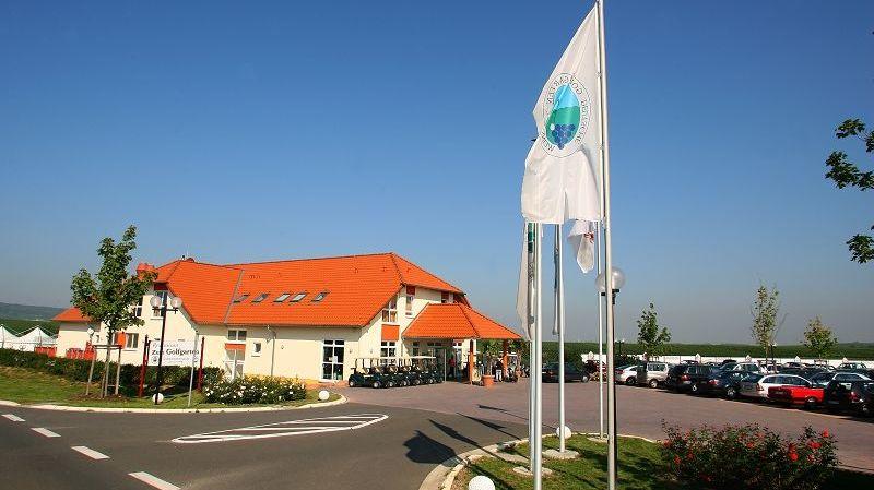 Golfplatz in Dackenheim