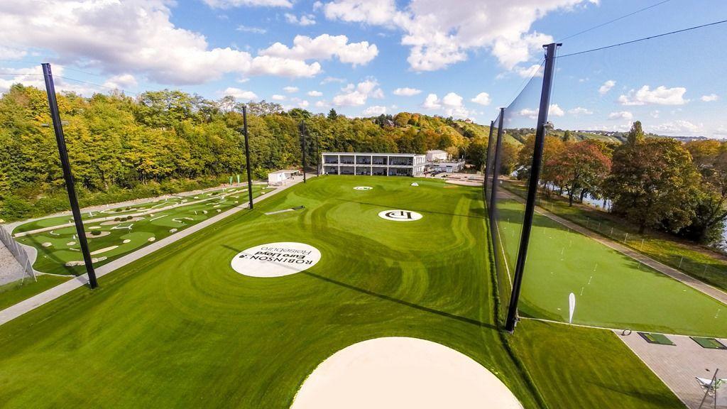 Golfplatz in Stuttgart