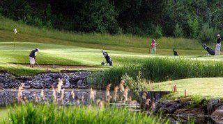 Golfplatz in Göppingen