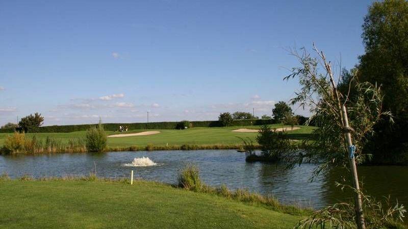 Golfplatz in Cleebronn