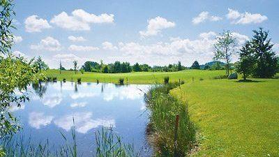 Golfplatz in Oberrot