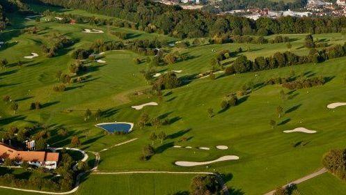 Golfplatz in Bad Überkingen-Oberböhringen