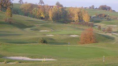 Golfplatz in Ravenstein-Merchingen