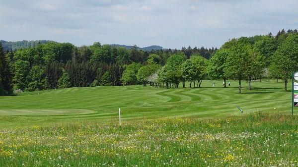 Golfplatz in Oberrot-Frankenberg