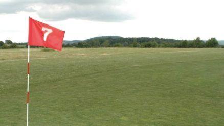 Golfplatz in Öllbronn-Dürrn