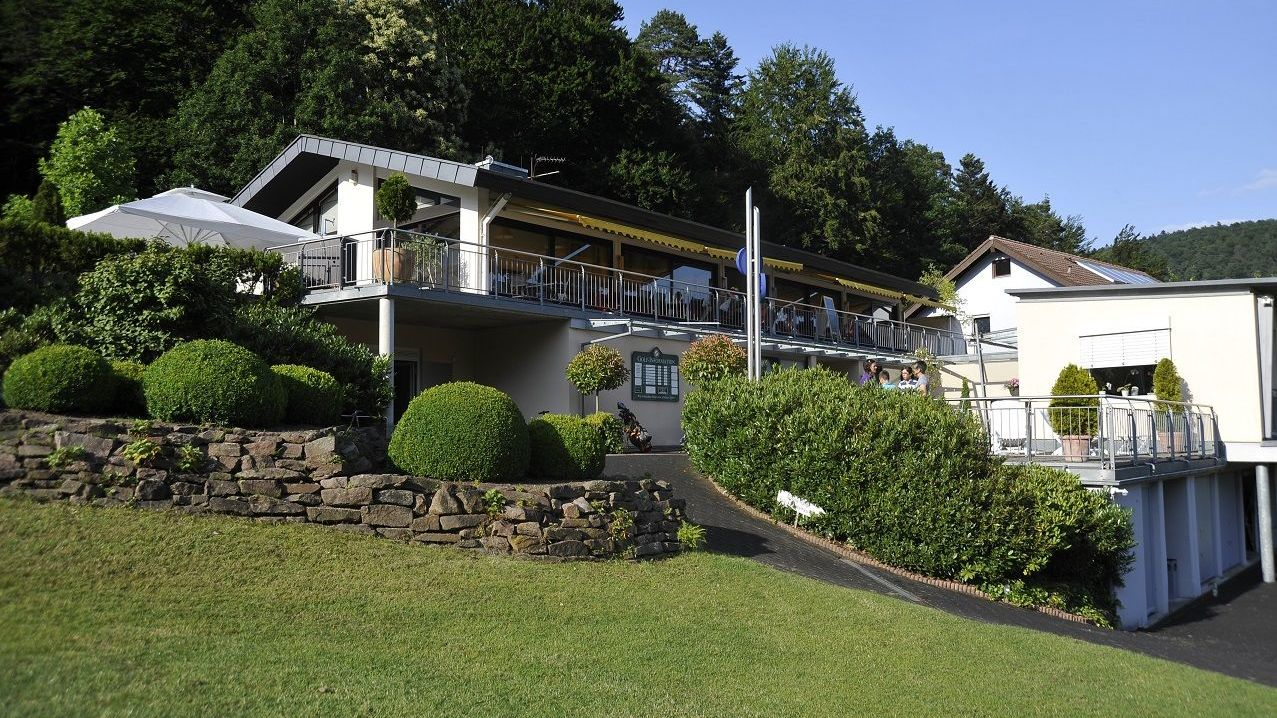 Golfplatz in Bad Herrenalb