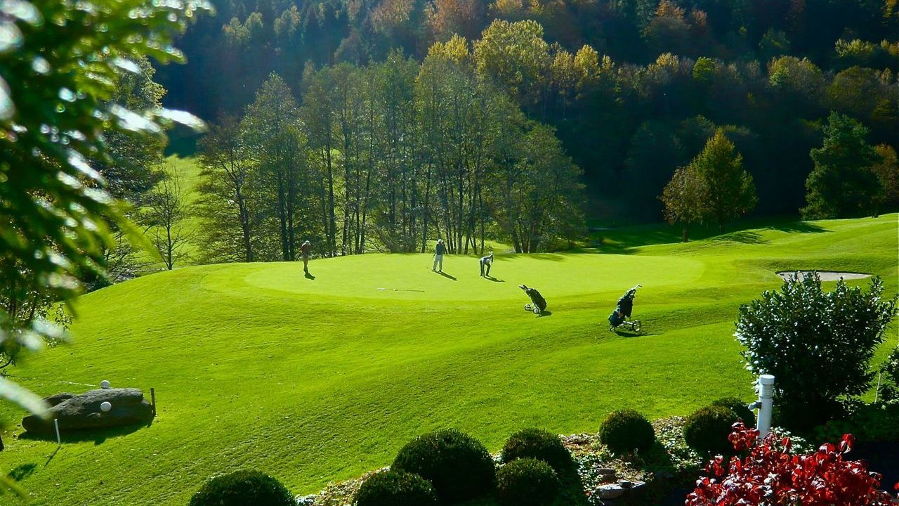 Golfplatz in Bad Herrenalb
