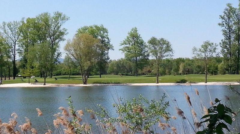 Golfplatz in Essingen bei Landau