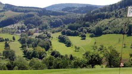 Golfplatz in Lahr-Reichenbach