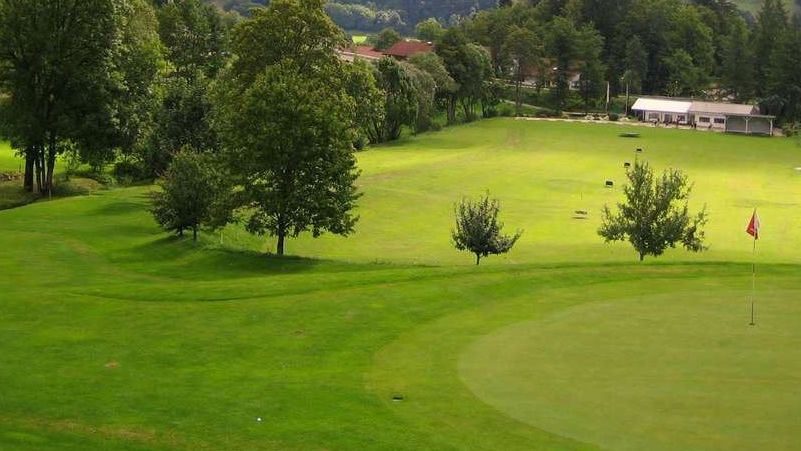 Golfplatz in Schönau