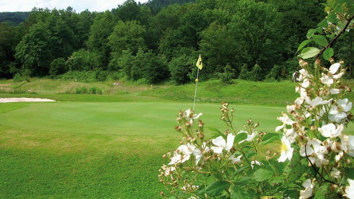 Golfplatz in Bad Säckingen
